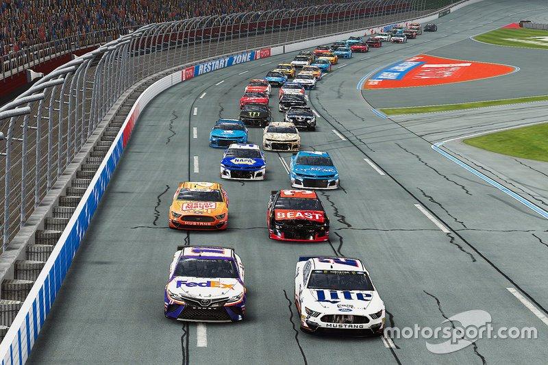 eNASCAR Heat Pro League, con Motorsport Games - Ronda 2