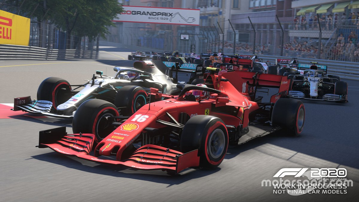 Imagen de F1 2020