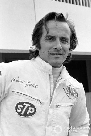 Nanni Galli, March, GP di Francia del 1971