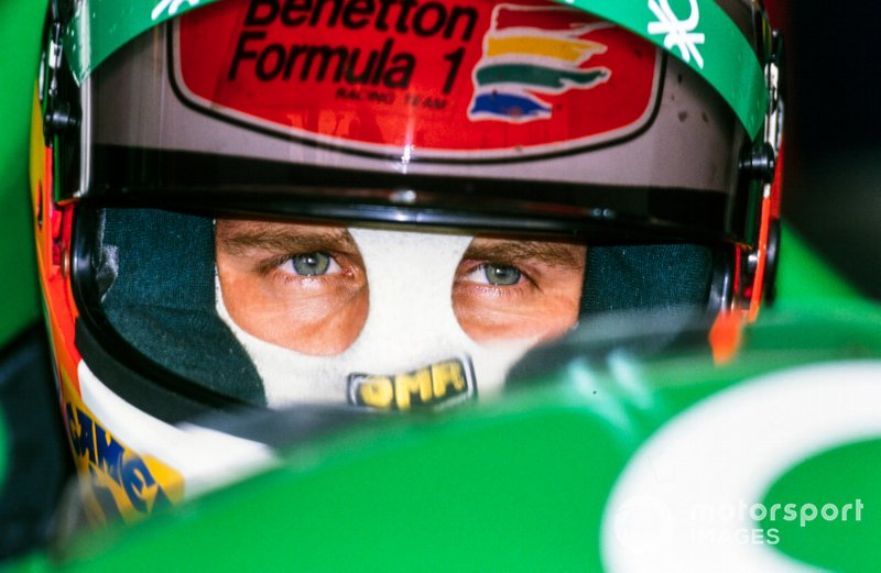 Johnny Herbert, Benetton B188 Ford