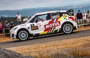 Joan Vinyes, Jordi Mercader, Suzuki Swift R4LLY S
