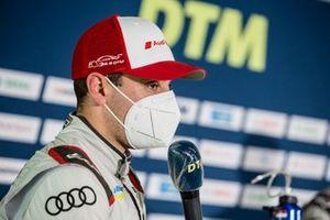 Press Conference, Robin Frijns, Audi Sport Team Abt Sportsline