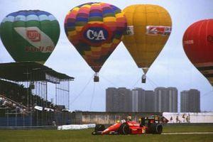 Gerhard Berger, Ferrari F1/87/88C