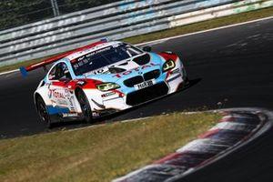 #36 Walkenhorst Motorsport BMW M6 GT3: Henry Walkenhorst, Andreas Ziegler