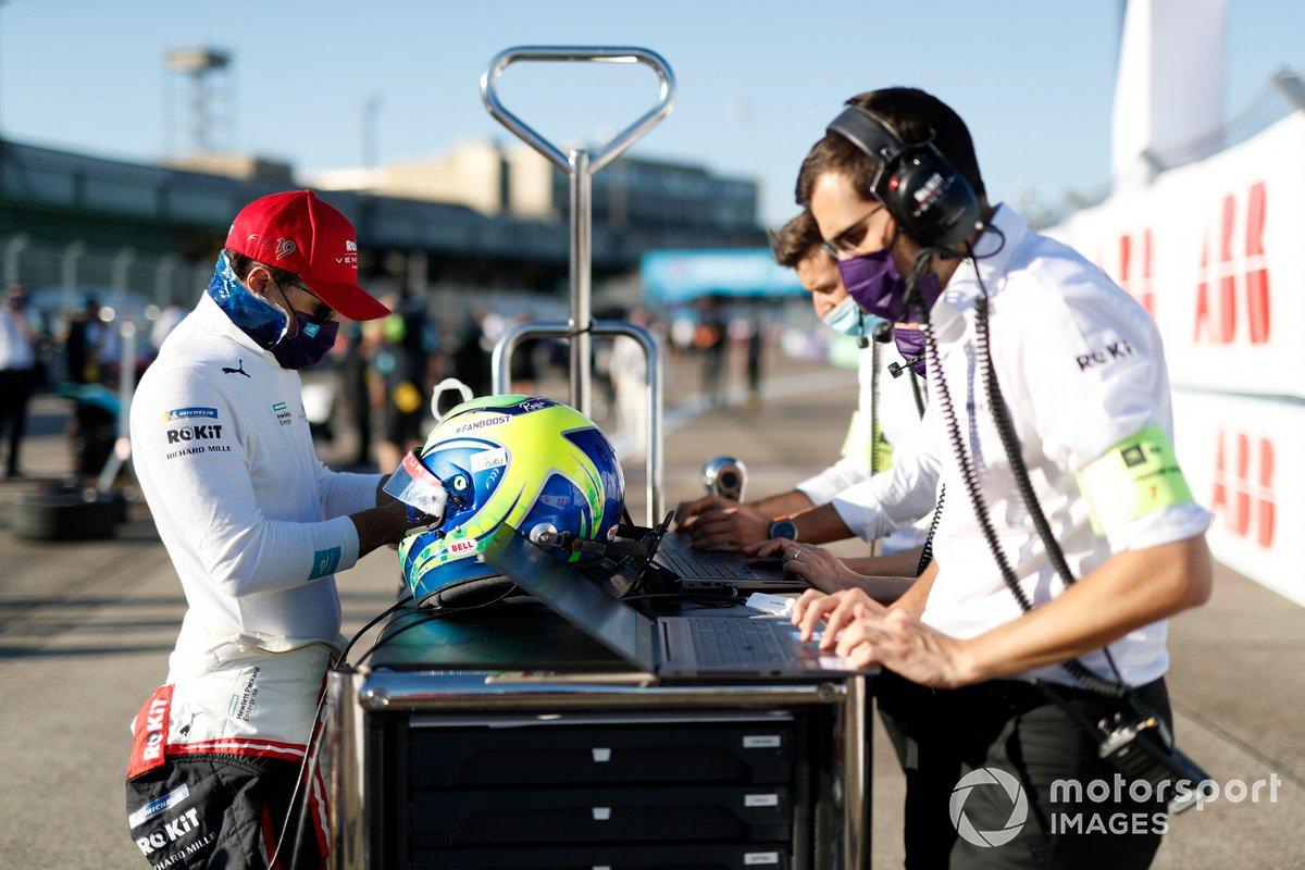 Felipe Massa, Venturi,