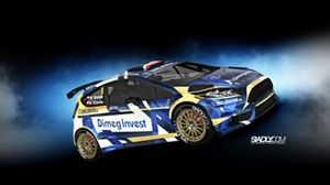 Marek Nowak, Adam Grzelka, Ford Fiesta R5