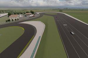 Autodromo di Modena, nuovo layout