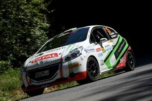 Christopher Lucchesi, Marco Pollicino, Project Team, Peugeot 208 R2