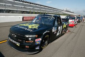 Zane Smith, GMS Racing, Chevrolet Silverado LaPaz Margarita Mix