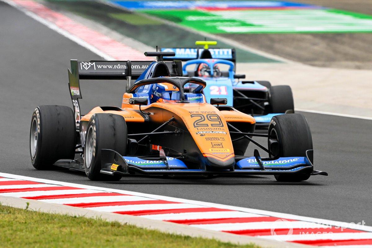 Alexander Peroni, Campos Racing e Federico Malvestiti, Jenzer Motorsport