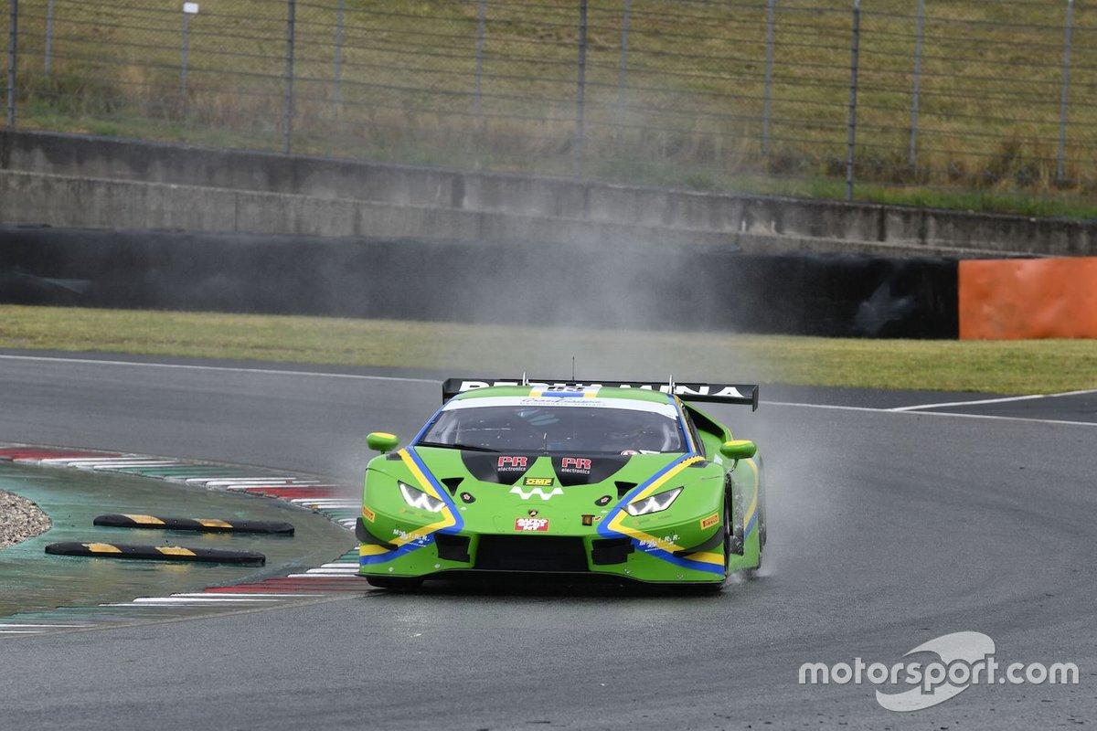 Kroes Danny, Schandorff Frederik, Tujula Tuomas, Lamborghini Huracan GT3 EVO #63, Vincenzo Sospiri Racing