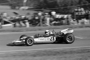 Brian Redman, Surtees TS7