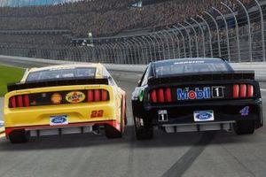 Скриншот игры NASCAR Heat 5