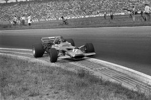 Emerson Fittipaldi, Lotus 49C Ford