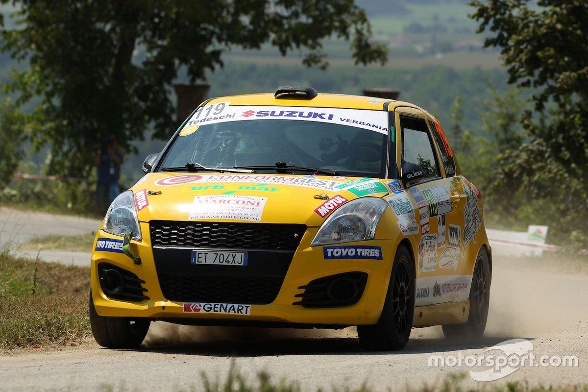 Igor Iani, Nicola Puliani, Suzuki Swift R1
