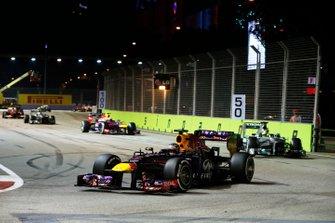Sebastian Vettel, Red Bull Racing RB9 Renault