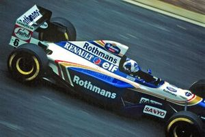 David Coulthard, Williams FW17 Renault