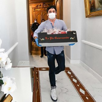 Leclerc against coronavirus