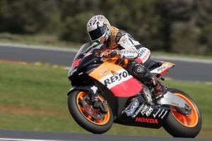 Alex Barros, Repsol Honda Team