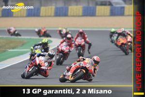 Cover Live MotoGP