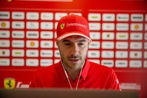 Miguel Molina, AF Corse Ferrari