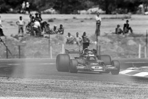 Jacky Ickx, Lotus 72E