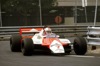 John Watson, McLaren MP4B Ford