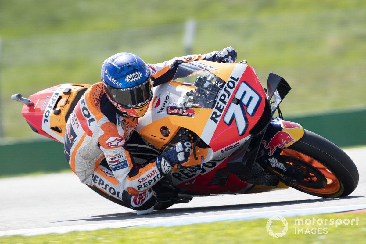 21-е место: Алекс Маркес (Repsol Honda)