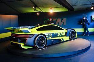 DTM electric car