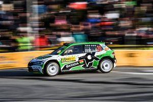 Marco Bulacia, Marcelo der Ohannesian, Toksport WRT Skoda Fabia Evo Rally2