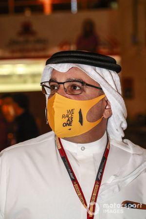 Crown Prince Salman bin Hamad bin Isa Al Khalifa