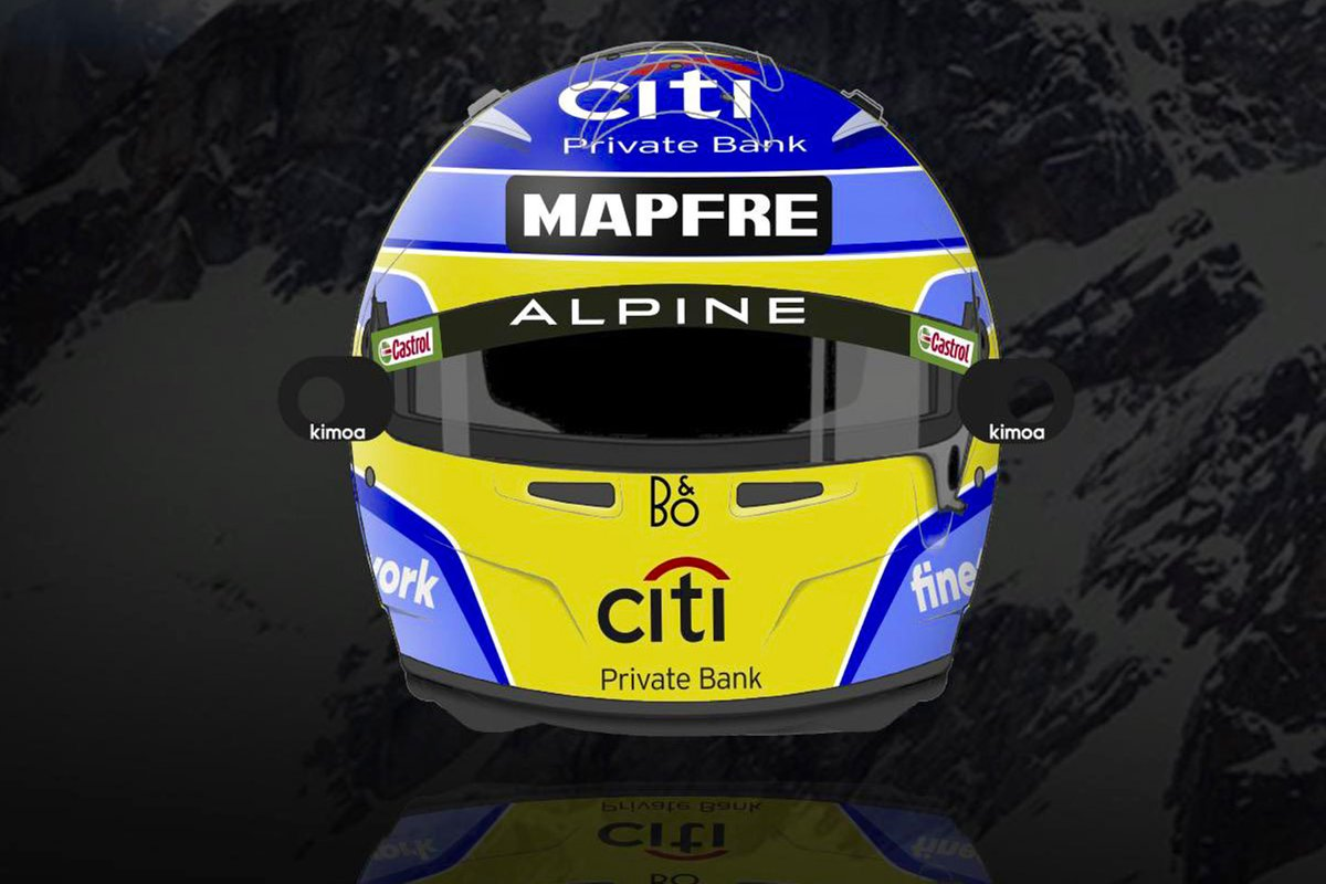 Fernando Alonso, Alpine F1 Team