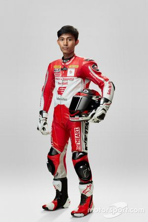 Lucky Herdiansya, Astra Honda Racing Team