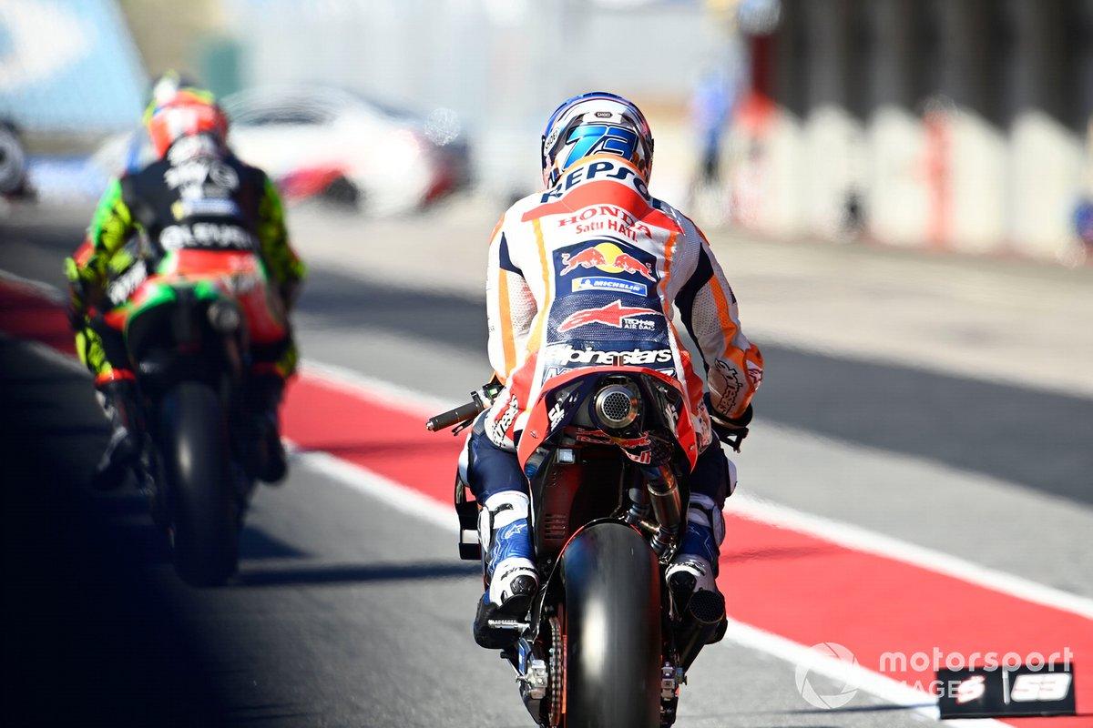 Alex Marquez, Repsol Honda Team