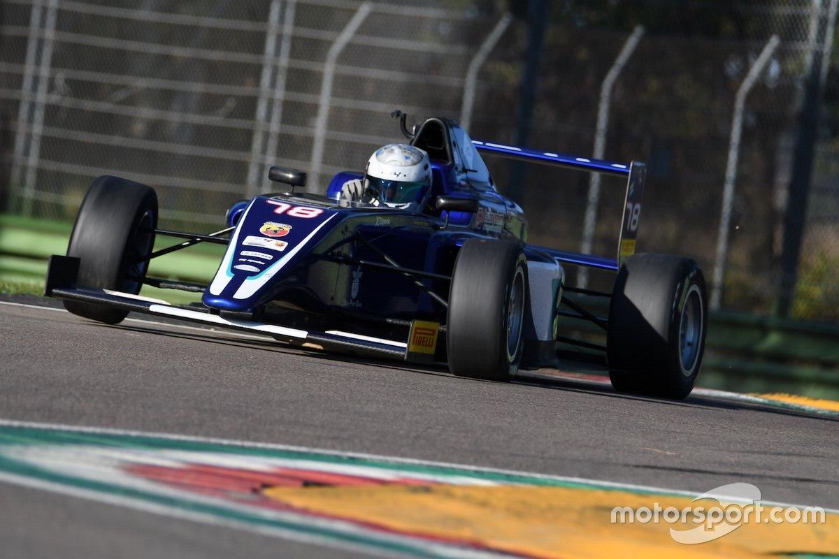 Kaprzyk Mateusz, Cram Motorsport