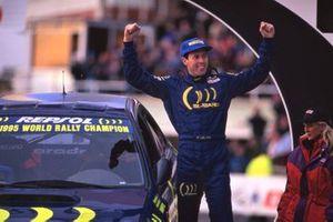 1. Colin McRae, Subaru Impreza 555