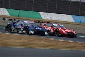 #17 KEIHIN NSX-GT, #23 MOTUL AUTECH GT-R