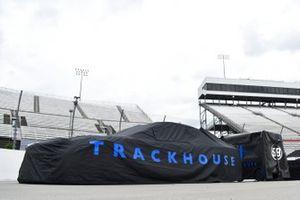 Daniel Suarez, TrackHouse Racing, Chevrolet Camaro Camping World