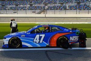 Ricky Stenhouse Jr., JTG Daugherty Racing, Chevrolet Camaro Kroger/NOS Energy Drink