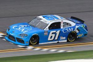 Robby Lyons II, Hattori Racing Enterprises, Toyota Supra CSM Masonry