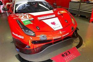 Giorgio Roda, Kessel Racing