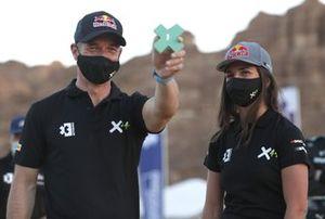 Cristina Gutierrez, Sebastien Loeb, X44