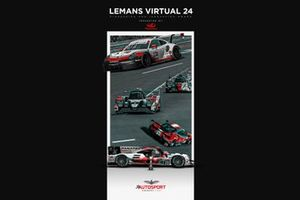 Le Mans Virtual 24 Autosport Awards