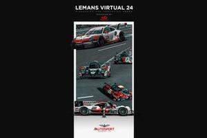 Le Mans Virtual 24 Autosport Awards