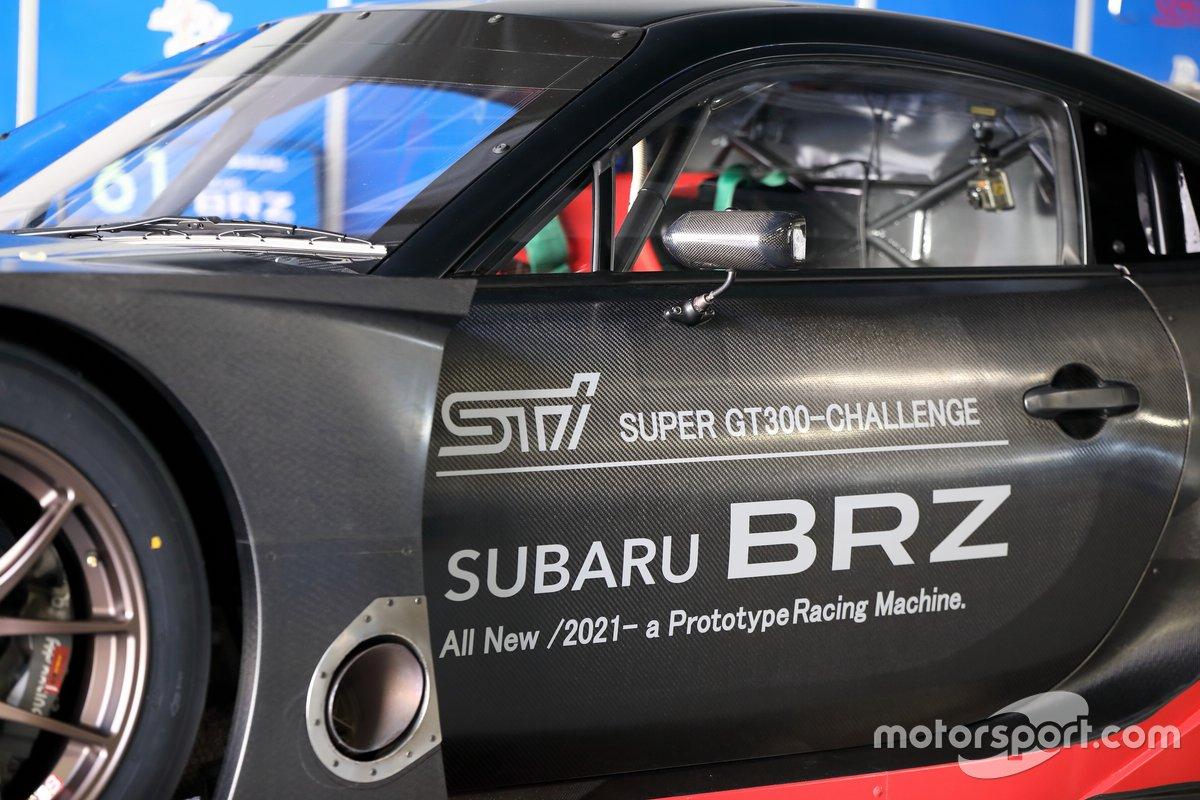 SUBARU BRZ GT300 Prototype