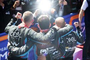 I vincitori LMP3, #19 Cool Racing Ligier JS P320 - Nissan: Nicolas Maulini, Matthew Bell, Niklas Krütten
