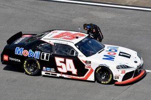Ty Dillon, Joe Gibbs Racing, Toyota Supra Mobil 1