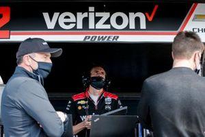Will Power, Team Penske Chevrolet, membri del team