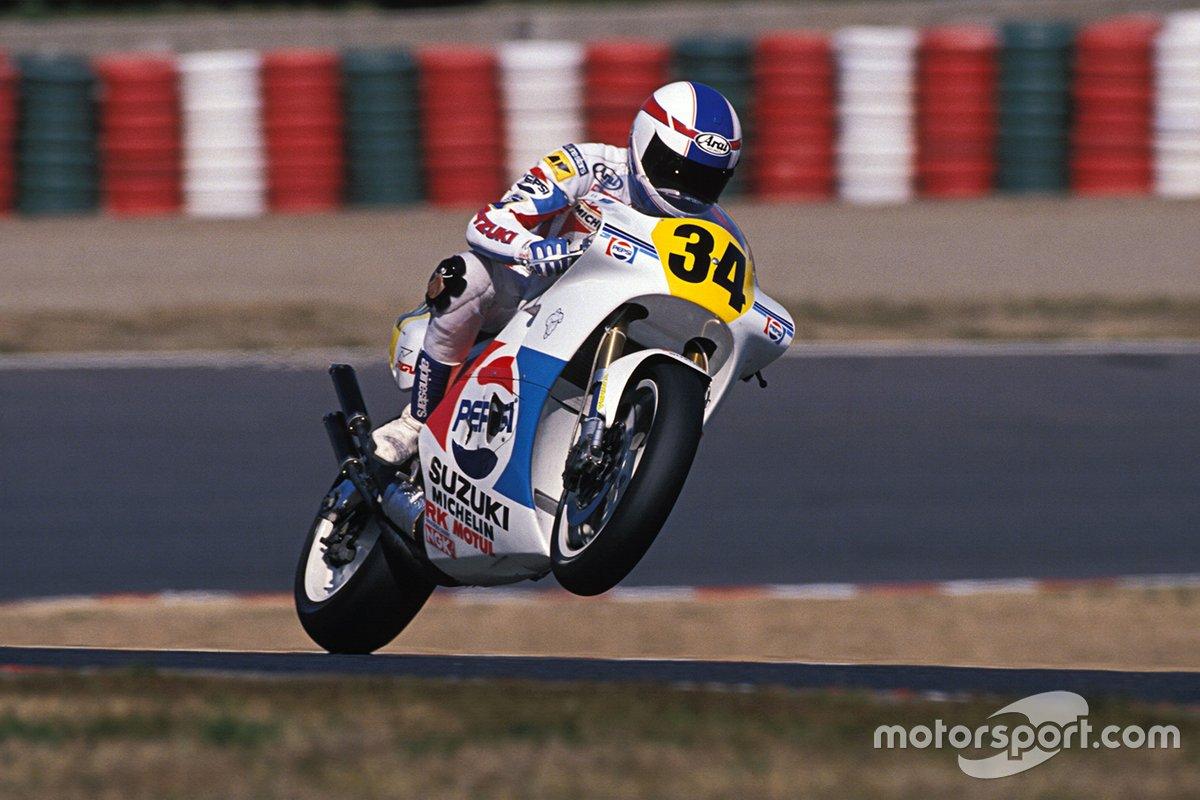 Kevin Schwantz, Team Suzuki MotoGP