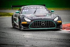 #20 SPS automotive performance Mercedes-AMG GT3: Valentin Pierburg, Dominik Baumann